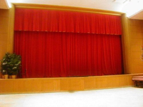 Stage Curtains Stage